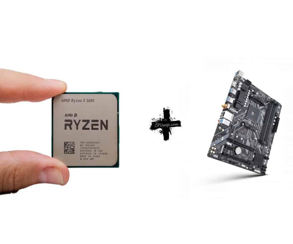 AMD Ryzen Best Motherboard CPU Combo 2020