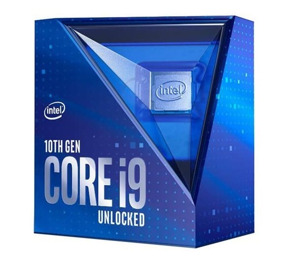 Intel Core i9-10900K Desktop Processor For Gaming