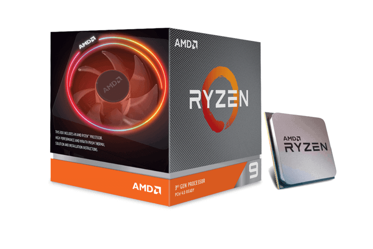 Ryzen 9 3900X - AMD Ryzen Best Gaming Processor 2020