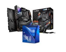 Best Motherboard For Intel Core I9 10900k (Intel i9 10th Gen)
