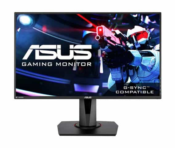 Best 144hz Monitors with FreeSync	For Gaming