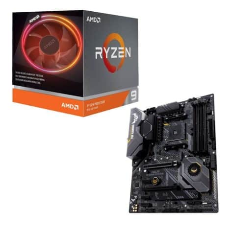 Good Motherboard for AMD Ryzen 9 3900X in Affordable Cheap Price
