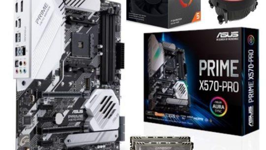 Good X570 Motherboard for AMD Ryzen cpu