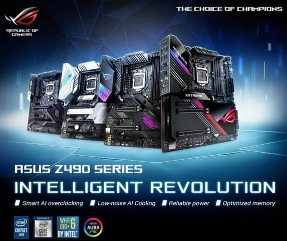 Best z490 Motherboards in 2020