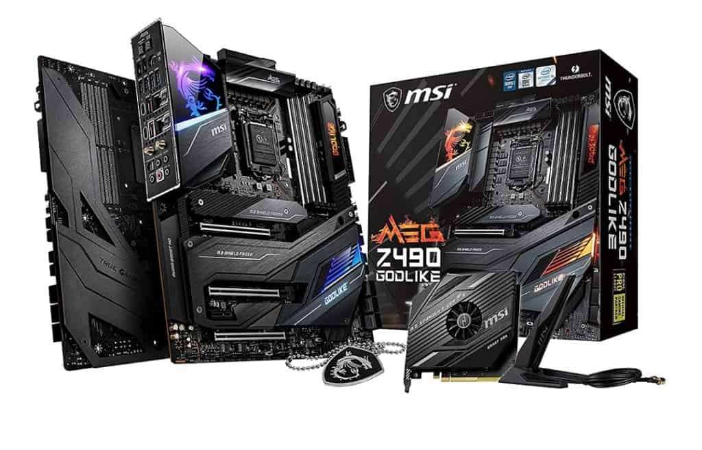 Best Z490 Motherboards for Intel Core i9 10th generation