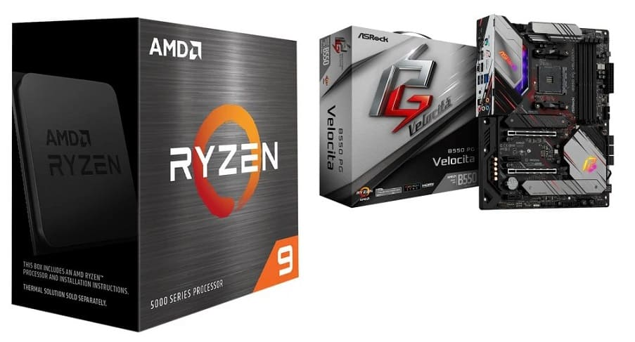 Best Motherboards for Ryzen 9 5950X Builds in 2020