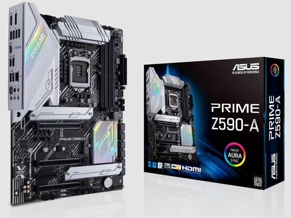 ASRock Z590 Steel Legend – Best cheap Z590 MOBO